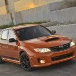Subaru WRX STi Orange and Black (3)