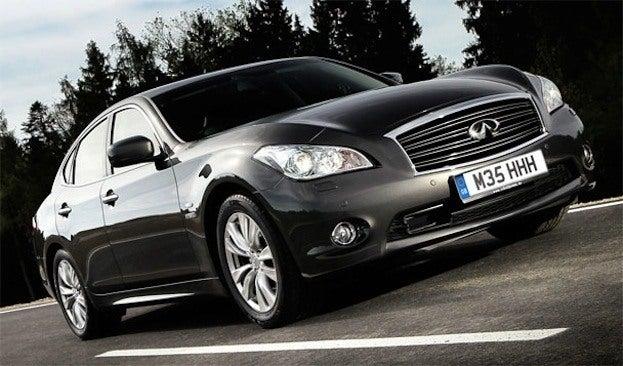 Infiniti M Review Car And Driver