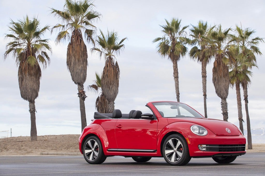 00 2013 vw beetle convertible