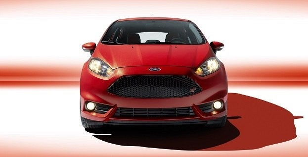 Finally! Ford Fiesta ST is Coming to America in 2013 2