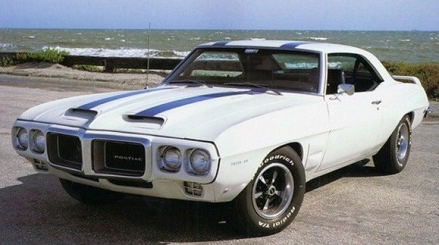 1969.5 Pontiac Trans Am