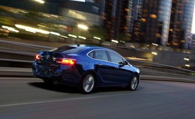 2013 Buick Verano 2.4L Review 17