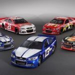 Chevrolet Reveals SS Sedan Based 2013 NASCAR Sprint Cup Car