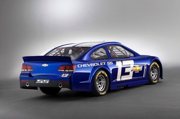 2013 NASCAR Chevrolet SS 003 medium