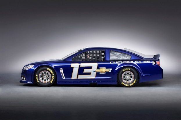 2013 NASCAR Chevrolet SS 004 medium
