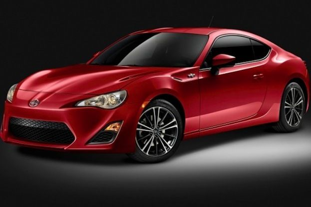 Scion Sports Car  Price