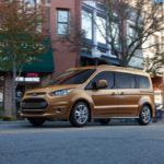 Ford Reenters Minivan Market With 2014 Transit Connect Wagon