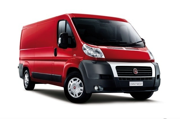 Fiat-based Ram ProMaster Large Van Coming for 2013 15