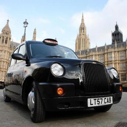 London Black Cab thumb