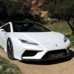 Lotus Esprit Finished, Awaiting Go Ahead For Production