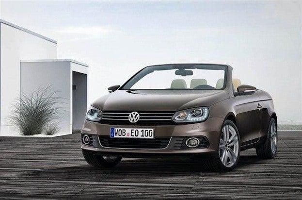 Volkswagen Eos 3