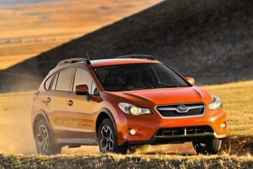 2013 Subaru XV Crosstrek Review 15