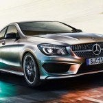 2014 Mercedes-Benz CLA Is A Stylish New Entry-Level Model