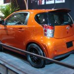 2011 Canadian International Auto Show scion iq
