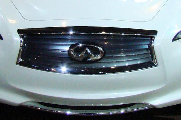2012 Canadian International Auto Show 2 infiniti grille