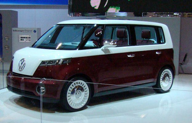 2012 Canadian International Auto Show volkswagen bulli concept small 623x400 - Trademark Sleuthing the Cars of the Future