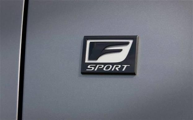 Lexus F-Sport Badge