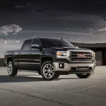 2014 GMC Sierra front threequarter location 011 medium