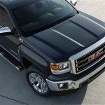 2014 GMC Sierra hood detail location 019 medium