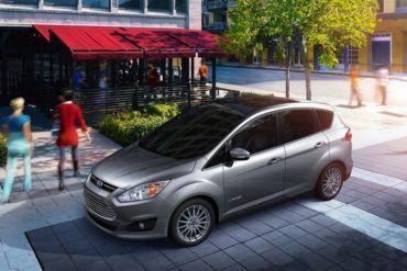 Ford C MAX Hybrid 2013 1280x960 wallpaper 02