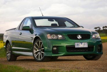 Holden VE II Ute SSV 2011 1280x960 wallpaper 02