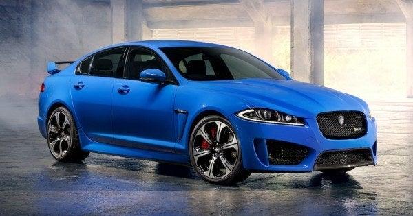 Jaguar-XFR-S