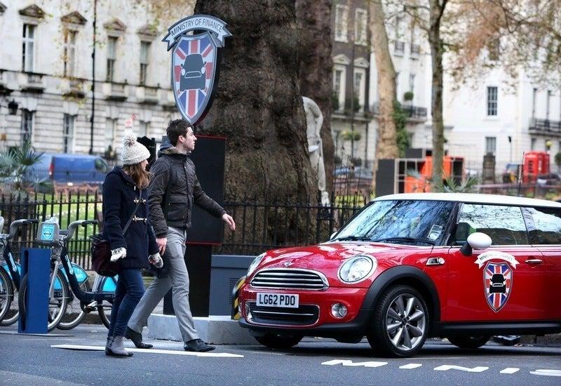 MINI Fun Drive London