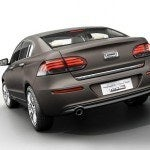 Israeli-Chinese Partnership Qoros Uncovers GQ3 Sedan for 2013