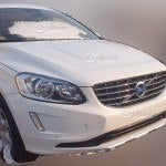 Updated 2014 Volvo XC60 Caught In China