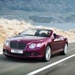 2014 Bentley Continental GT Speed Convertible Launches Ahead Of Detroit