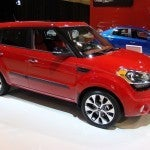2012 Canadian International Auto Show Kia Soul Chris Nagy