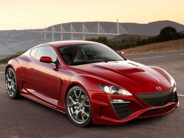 What Is Mazda S Next Sports Car