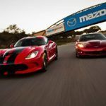 2013 SRT Viper GTS with 2013 Chevrolet Corvette ZR1 photo by William Walker 1024x640