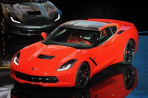 2014 chevrolet corvette reveal 1358126136