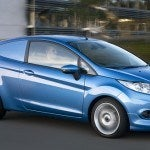 Small Car for UK Small Business: 2013 Ford Fiesta Van