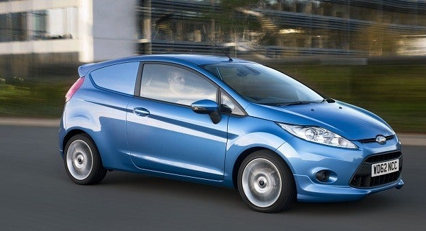 Small Car for UK Small Business 2013 Ford Fiesta Van
