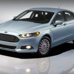2013 Ford Fusion Energi Crowned America's Most Fuel-Efficient Sedan