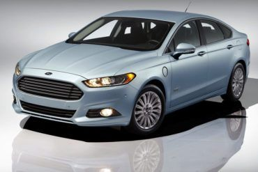 2013 Ford Fusion Energi Crowned America's Most Fuel-Efficient Sedan 23