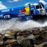 Perilous 2013 Dakar Rally Treads to Conclusion