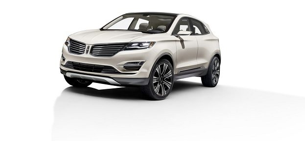 Lincoln MKC Concept Premiering at 2013 NAIAS