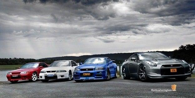 Nissan Skyline GT-Rs
