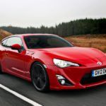 Rendering: Toyota GT86 Shooting Brake