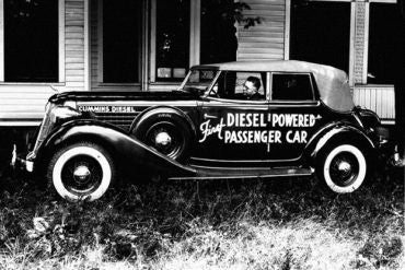 120 Years Since Patent, Diesel Power is Being Realized 15