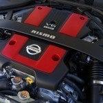 2014 Nissan NISMO 370Z engine