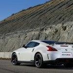 2014 Nissan NISMO 370Z rear