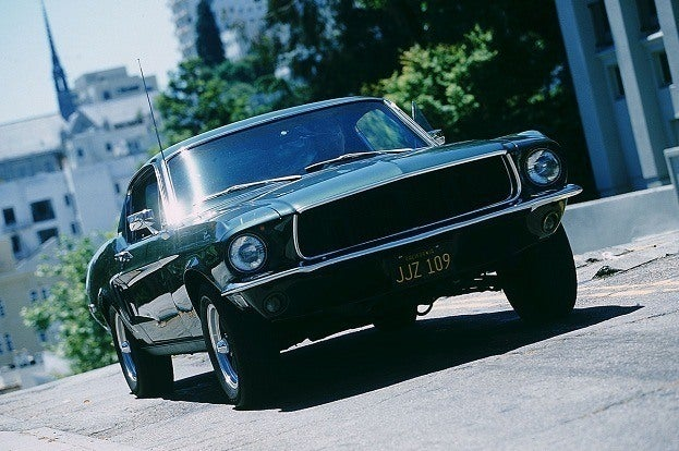 1968 Ford Mustang GT Fastback in Bullitt