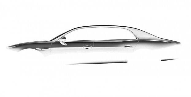 Bentley-Flying-Spur-sketch