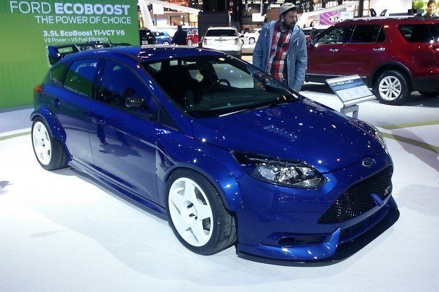 Ford Focus TrackSTer