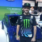 We Chat with Ken Block at CAS About His Ford Focus TrackSTer