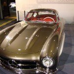 Foose custom Mercedes-Benz Gullwing